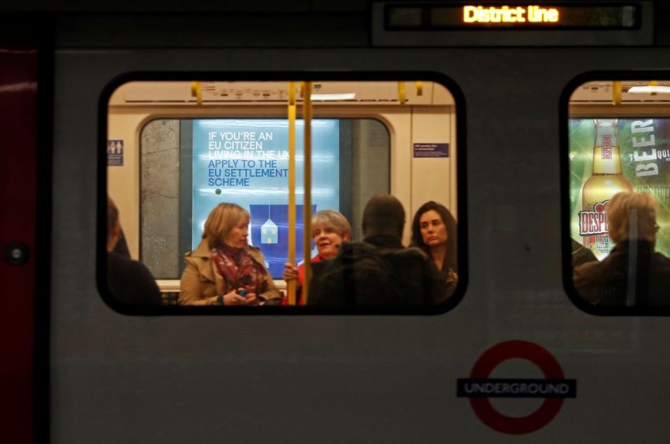 Tube delays hit four lines in rush hour misery for commuters