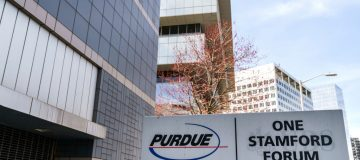 Purdue Pharma made payments of $10bn to Sackler family