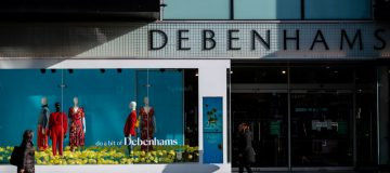 Debenhams strengthens board as department store implements rescue plan