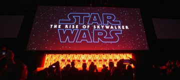 The Rise of Skywalker is the last film in the Star Wars saga