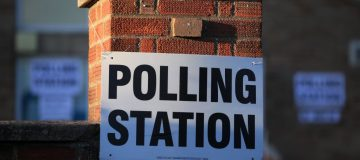 Brits 'wrongly' told they can vote tomorrow after IT glitch
