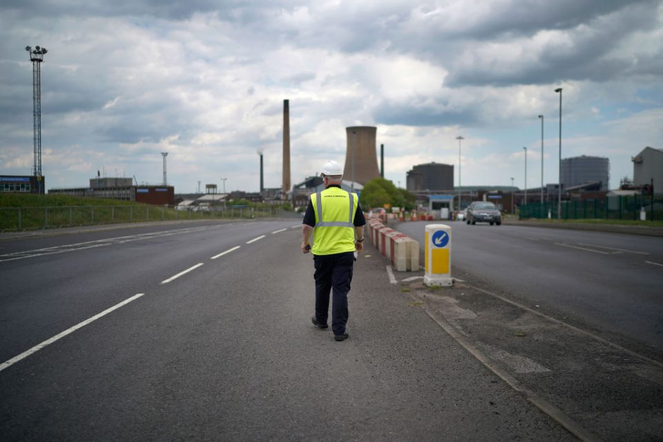 New buyers on standby for British Steel if Jingye deal falls through