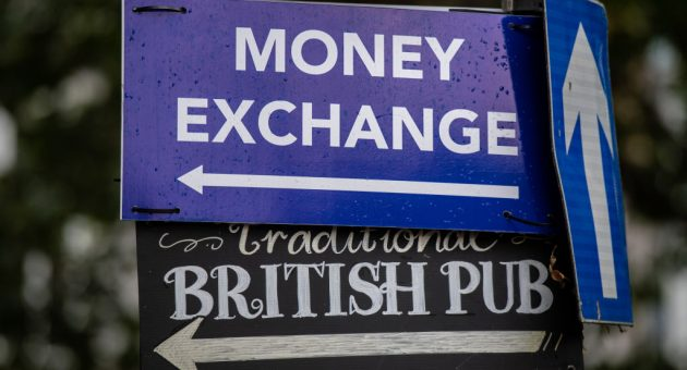 Pound hits 31-month high against euro ahead of election