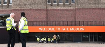 Tate Modern balcony push: Teenager pleads guilty to attempted murder