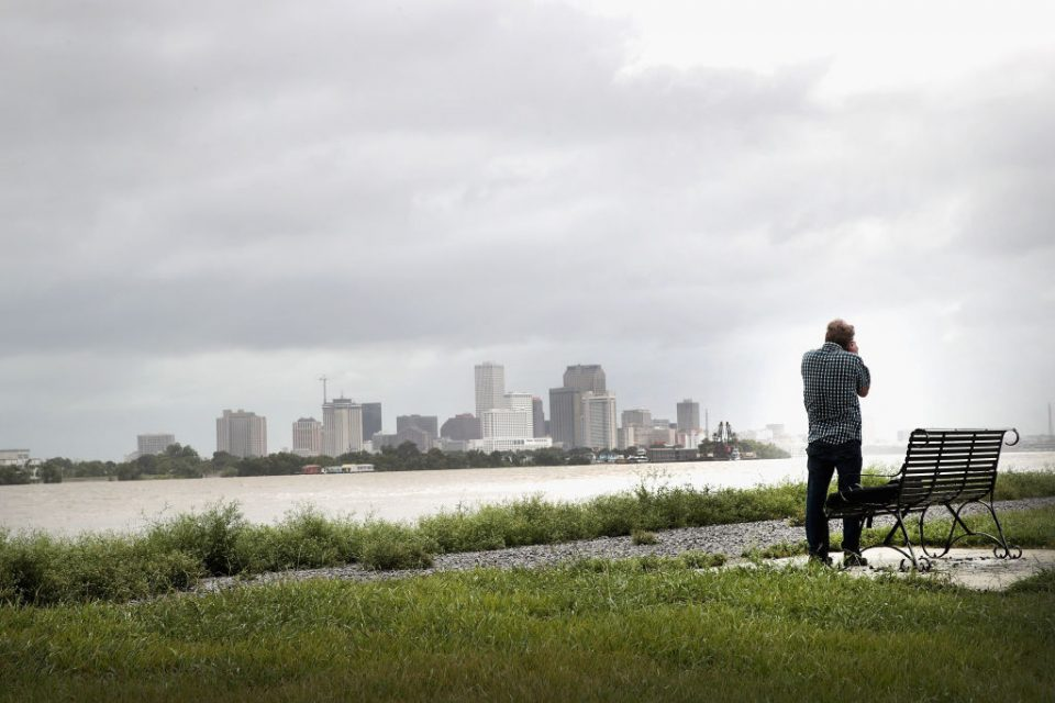 Louisiana Prepares For Flooding As Tropical Storm Barry Approaches
