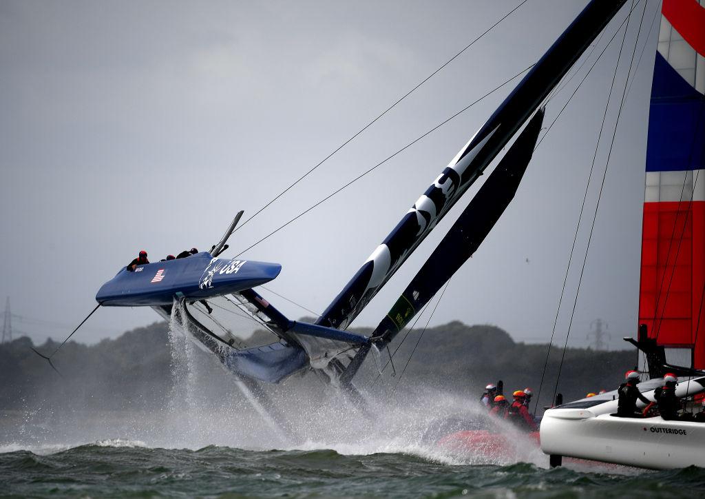 SailGP Cowes
