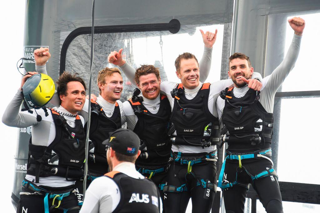 Team Australia SailGP