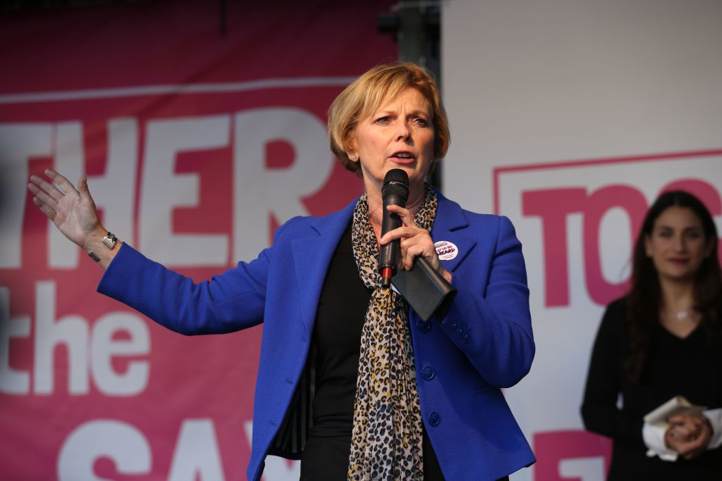 Remainer Anna Soubry lost heavily in her constituency to Labour and the Tories