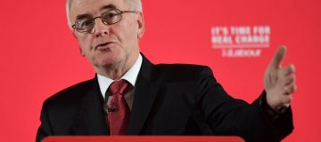 John McDonnell: A Labour government would save families thousands