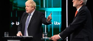 Tory poll lead holds, but hung parliament still possible