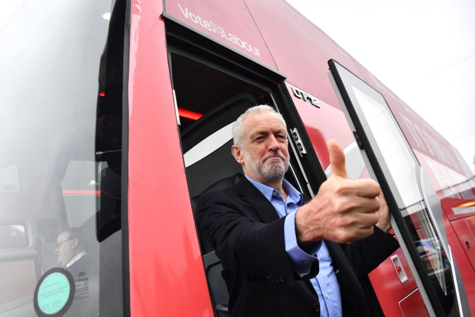 labour pledge to electrify buses