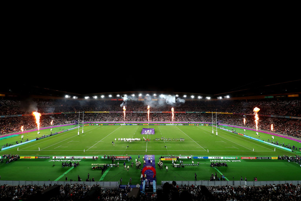 Rugby World Cup 2019 Final