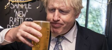 Boris Johnson may have a tipple tonight, as can you at one of these election night parties