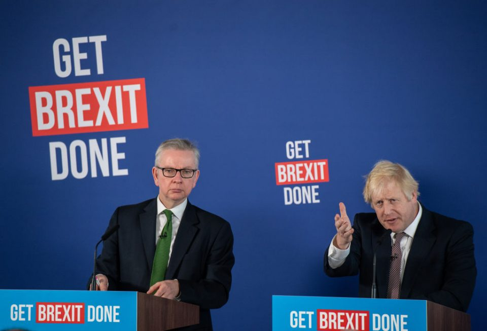 Michael Gove gives out No10 phone number when quizzed on Andrew Neil interview - CityAM