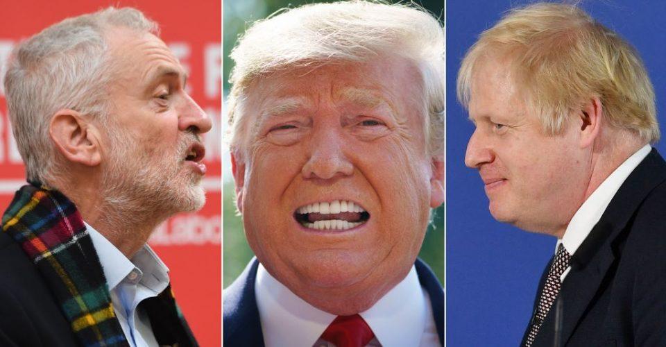 London and Boris Johnson brace for Donald Trump's arrival