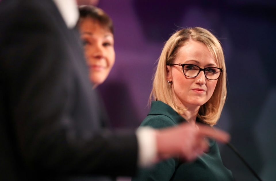 BBC Election Debate Takes Place In Cardiff
