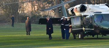 Trump-Macron tensions overshadow Nato summit 2019
