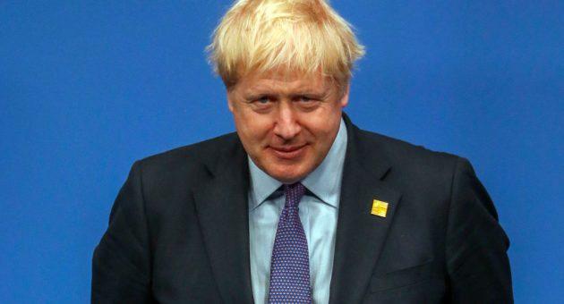 Boris Johnson says leaked document 'wrong' about Irish Sea customs checks