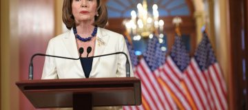 Nancy Pelosi moves forward articles of impeachment against Donald Trump