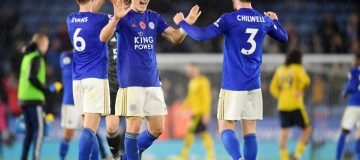 Leicester's solid defence has been the foundation of their rise up the Premier League table