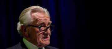 'We are not there to defy the will of the people': Lord Heseltine admits defeat in campaign to Remain