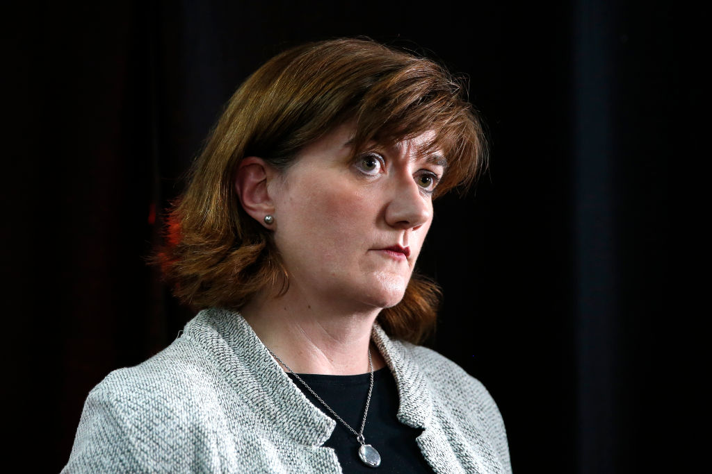 Nicky Morgan was one of a number of female MPs who stepped down in the run-up to the election
