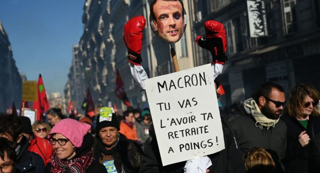Pension reform is political dynamite, but Macron's attempt should be commended