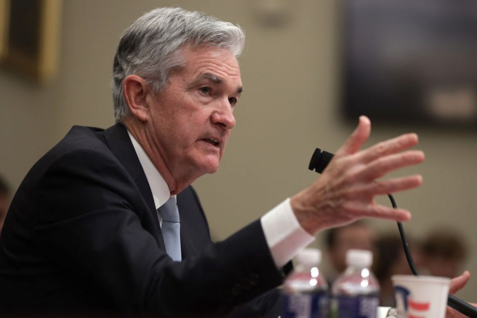 Federal Reserve Board Chairman Jerome Powell Testifies Before House Budget Committee
