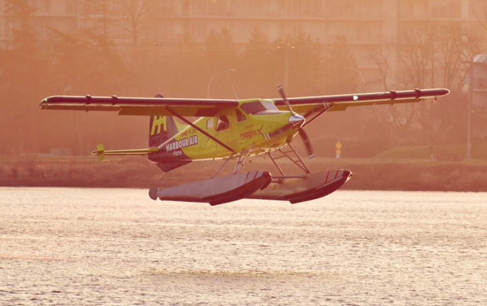 Electric planes are widely seen as the future of shorter flights