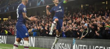 Chelsea 2-1 Lille: Blues avoid banana skin to qualify for the Champions League last 16