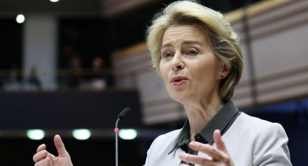 EU Commission unveils 'European Green Deal' in Brussels