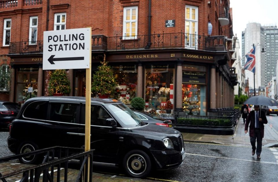 General Election 2019: What happened in London seats? - CityAM