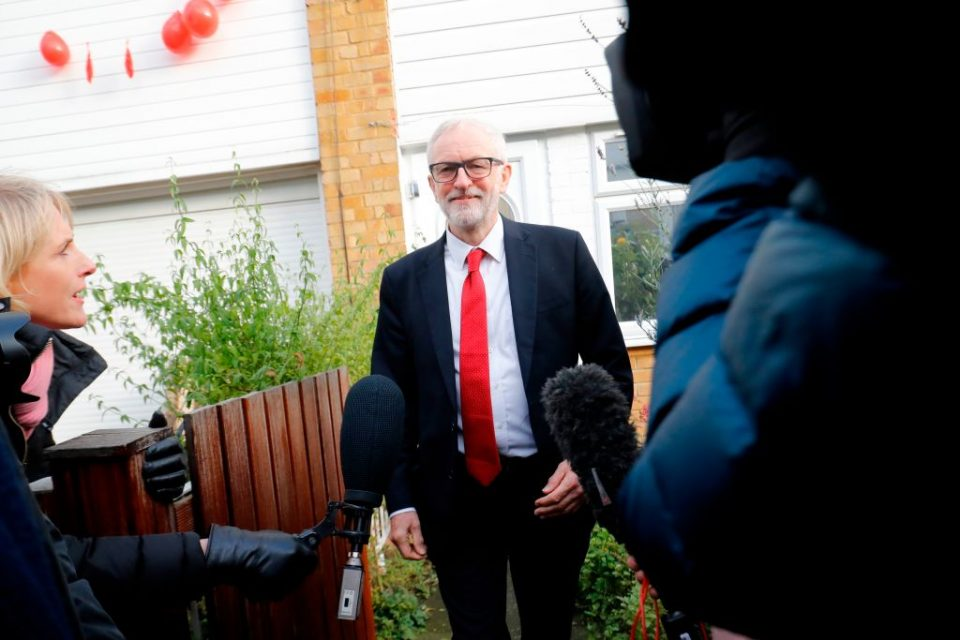 Labour's period of reflection quickly turns into leadership race