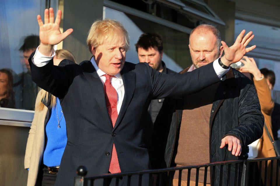Boris Johnson plans 'revolutionary' Whitehall overhaul