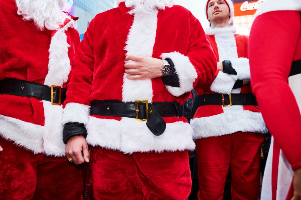Should you believe in the Santa rally? We've run the numbers to find out.
