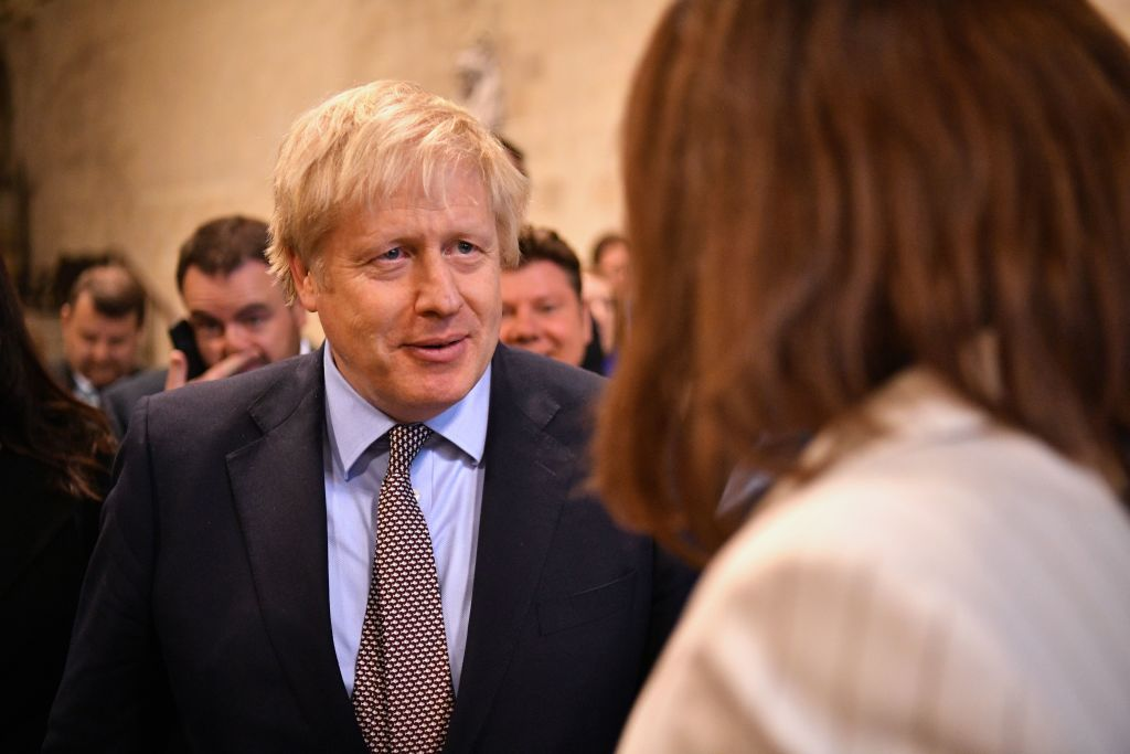 Boris Johnson will seek to pass his Brexit bill with no concessions