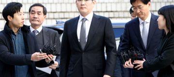 Samsung fraud case