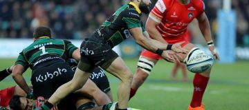 Northampton Saints v Leicester Tigers - Gallagher Premiership Rugby