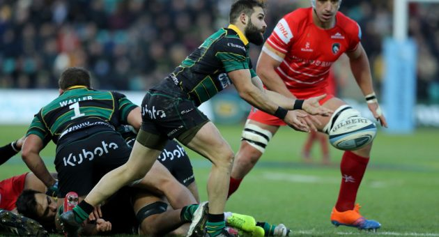 Northampton Saints' clash with Leinster will be a real test of their credentials this campaign