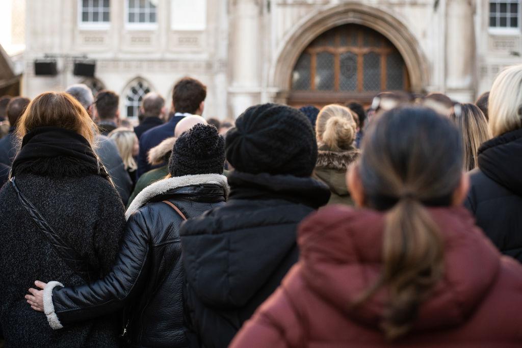 Vigil Held For London Bridge Attack Victims