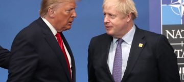 Donald Trump: Britain free to strike 'massive' trade deal with US after Boris Johnson election victory