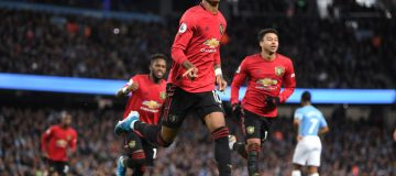 Manchester United's attack looks reinvigorated with Anthony Martial allowing Marcus Rashford to flourish