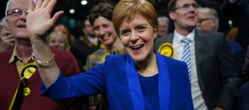 Sturgeon says results is mandate for indyref2
