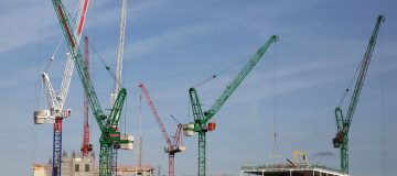 Eurozone construction activity falls at fastest rate for more than a decade