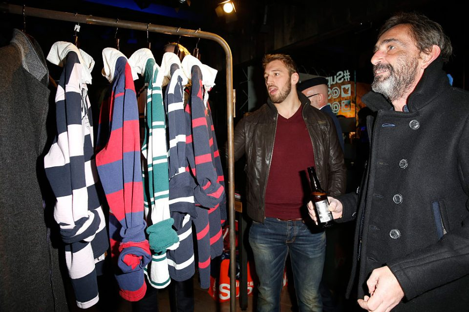 Julian Dunkerton returned to Superdry eight months ago as CEO