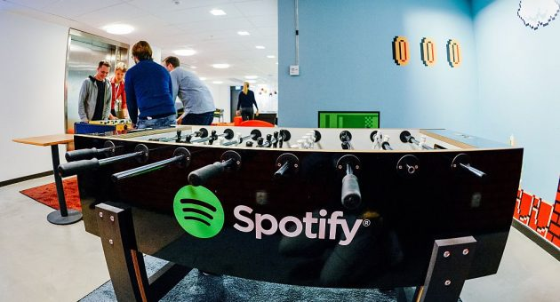 Don't cross the streams: Netflix to film series about Spotify