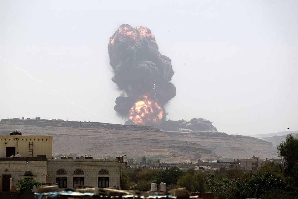 BAE Systems faces fresh accusations of 'aiding and abetting' alleged Saudi war crimes in Yemen