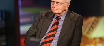 Former Federal Reserve chairman Paul Volcker dies aged 92