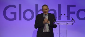 John Fallon CEO of Pearson