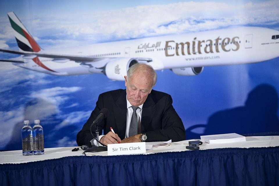 Tim Clark to step down after thirty years as Emirates Airlines presidentN
